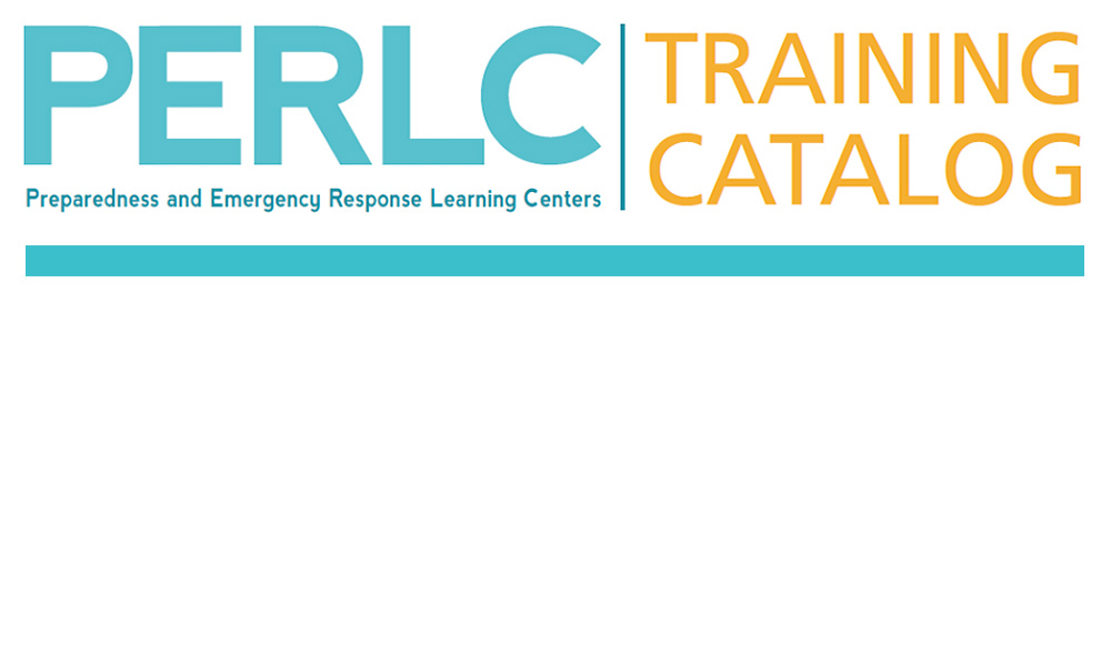 PERLC Training Catalog
